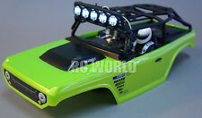 Axial SCX10 DEADBOLT Rock Crawler  Body Shell  W/ LED LIGHTS  *FINISHED*  *NEW*