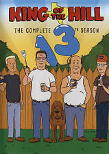 King of the Hill: Season 13 (DVD, 2015, 3-Disc Set)