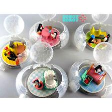 Bandai 2005 Gashapon PINGU HOUSE mini figures full set of 5 pcs