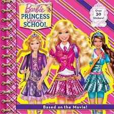 Princess Charm School (Barbie) (Pictureback(R)), Man-Kong, Mary, Good Book