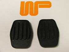 CLASSIC MINI - 2 BRAKE AND CLUTCH PEDAL RUBBERS FITTED FROM 1976 - 2000 SZU10001