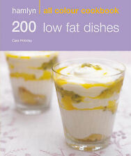 Hamlyn All Colour Low Fat: Over 200 Delicious Recipes
