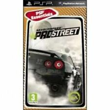 Need for Speed ProStreet (Sony PSP, 2008) - European Version