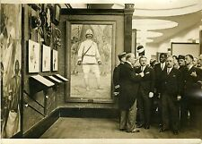 """MUSEE DES COLONIES EXPOSITION COLONIALE 1931"" Photo origin. G. DEVRED/ Agce ROL"