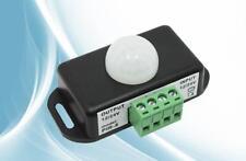 12V 8A PIR Switch Motion Sensor Dimmer Controller for LED light lamp Strip HOT