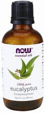 Now Foods Essential Oils, Eucalyptus Oil - 2 oz - Aromatherapy