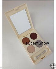 ESTEE LAUDER EYE SHADOW QUAD: NATURAL 4 36 + TAUPE 5 88 + IVORY 2 95 + NEUTRAL