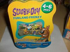 Scooby-Doo`Funland Frenzy..Vsmile`VTech`4 To 6 Years`New Sealed-: Free To US