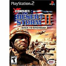 Conflict: Desert Storm II - Back to Baghdad PlayStation2