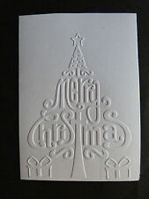 Crafts-Too/CTFD3071/C6/Embossing /Folder/Merry Christmas Text Tree