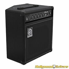 "Ampeg BA-108v2 20W 1x8"" Solid State Bass Guitar Combo Amplifier 3 Band EQ NEW"
