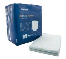 72 - Adult Disposable  HEAVY ABSORBENCY Ultra Brief Diaper, Large - Full Case