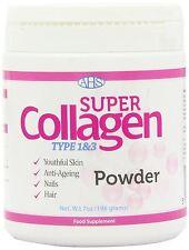 AHS Super Collagen Powder 198g - 7oz