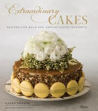 Extraordinary Cakes : Recipes for Bold and Sophisticated Desserts by Tina Wright