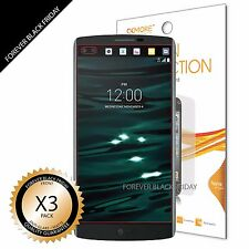 LG V10 Screen Protector 3x Anti-Glare Matte Cover Guard Shield Saver