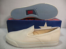 "CONVERSE JACK PURCELL SLIP-ON VINTAGE ""MADE IN USA"" MEN SHOES SIZE 12 A4423 NEW"