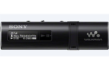 NEW SONY 4GB B SERIES MP3 WALKMAN (BLACK) NWZB183FB