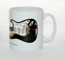 Guitar Mug. Jimi Hendrix's Fender Stratocaster from the Finsbury Park Astoria.