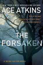 The Forsaken 4 by Ace Atkins (2014, Hardcover)