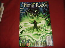 NIGHT FORCE #6  DC Comics 2011 - NM