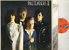THE PRETENDERS pretenders ii K 56 924 portugal sire 1981 with inner LP EX/EX