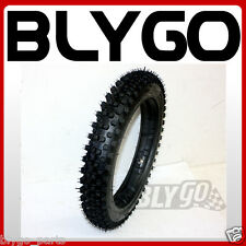 "GL 2.50-12 60/100- 12"" inch Front Knobby Tyre Tire +Tube PIT PRO Trail Dirt Bike"