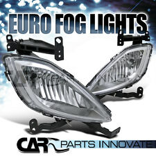 For 2011-2013 Elantra 4Dr Sedan Clear Bumper Driving Fog Lights w/ Switch