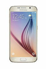 Samsung Galaxy S6 Gold G920a Factory GSM Unlocked BRAND NEW SEALED