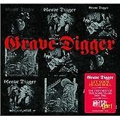 GRAVE DIGGER - Let Your Heads Roll - VERY BEST OF 1984-1986 - BRAND NEW & SEALED