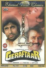 GERAFTAAR - NEW ORIGINAL BOLLYWOOD DVD – FREE UK POST