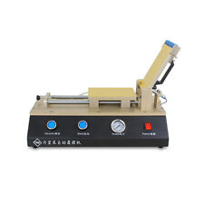 OCA LAMINATING MACHINE WITH BUILT-IN VACUUM PUMP AUTOMATIC LCD TOUCH SCREEN FILM