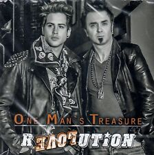 ONE MAN'S TREASURE : REVOLUTION / CD - NEU