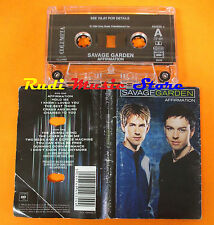 MC SAVAGE GARDEN Affirmation 1999 holland COLUMBIA COL 494935 4 cd lp dvd vhs
