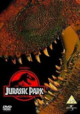 JURASSIC PARK COLLECTORS EDITION STEVEN SPIELBERG COLUMBIA UK REGION 2 DVD  NEW