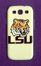 LSU TIGERS 1 Piece Matte Case / Cover Samsung GALAXY S3 (Design 2)+Stylus