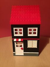 Lego CITY Town House like 8403 Red & Black