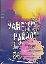 VANESSA PARADIS LOVE SONGS TOUR LIMITED DELUXE LIVE  39-TRACK 2 CD + DVD
