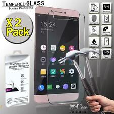 2 Pack Tempered Glass Film Screen Protector for Letv LeEco Le 2 / Le 2 X520