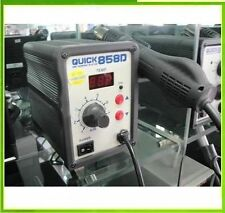 Soldering Hot Air Gun Quick 858D - SMD Rework Soldering Station