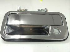 HOLDEN RODEO TF OUTER DOOR HANDLE CHROME LEFT HAND FRONT LHF 88-02