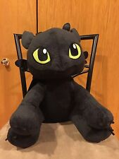 Toothless Build A Bear Plush Stuffed Animal How To Train Your Dragon Large 16""