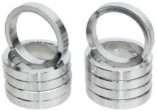 """Vuelta Aluminum Silver Headset Spacers - 1"""" x 5mm (10-pack)"""