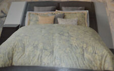 Simply  Vera Vera Wang- Floral Etching 3 Piece Queen Comforter Set.