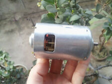 Special high torque DC motor / 18V power DIY high speed motor