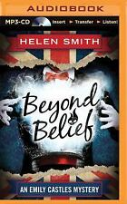 Emily Castles Mysteries: Beyond Belief by Helen Smith (2015, MP3 CD, Unabridged)