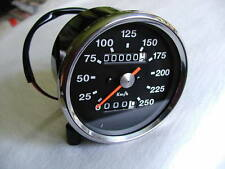 black kilometers speedometer BSA TRIUMPH-SMITHS type SPEEDO 15:12 kmph 60-2394K