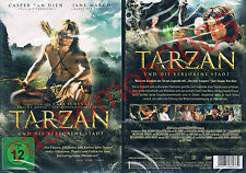 DVD R2 TARZAN AND THE LOST CITY 1998 Casper Van Dien Jane March Region 2 PAL NEW