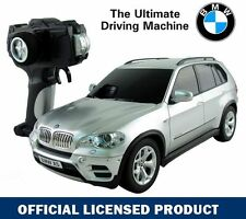Licensed 1:18 BMW X5 SI Series Electric RC Radio Remote Control Car Kid Toy Gift