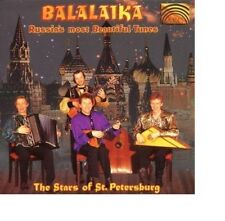 The Stars Of St. Petersburg Balalaika , Russia's Most Beautiful Tunes Neu