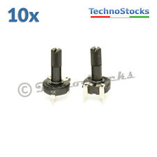 10x Potenziometro PT15 10K Monogiro Lineare Trimmer - Linear Potentiometers